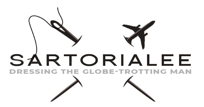 SARTORIALEE:DRESSING THE GLOBE-TROTTING MAN